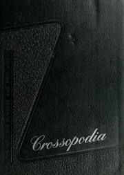 1959 Edition, Cross High School - Crossopodia Yearbook (Cross, SC)