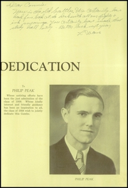 Page 7, 1938 Edition, Pierre High School - Gumbo Yearbook (Pierre, SD) online yearbook collection