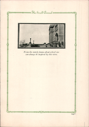 Page 11, 1925 Edition, Washington High School - Scroll Yearbook (Milwaukee, WI) online yearbook collection