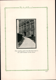 Page 13, 1925 Edition, Washington High School - Scroll Yearbook (Milwaukee, WI) online yearbook collection
