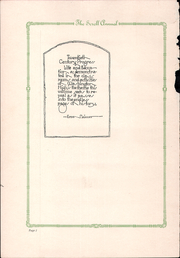 Page 6, 1925 Edition, Washington High School - Scroll Yearbook (Milwaukee, WI) online yearbook collection