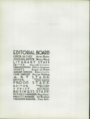 Page 10, 1933 Edition, Washington High School - Scroll Yearbook (Milwaukee, WI) online yearbook collection