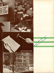 Page 13, 1940 Edition, Washington High School - Scroll Yearbook (Milwaukee, WI) online yearbook collection