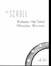 Page 2, 1942 Edition, Washington High School - Scroll Yearbook (Milwaukee, WI) online yearbook collection