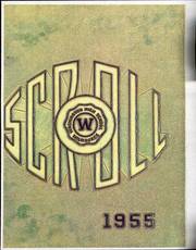 Page 1, 1955 Edition, Washington High School - Scroll Yearbook (Milwaukee, WI) online yearbook collection