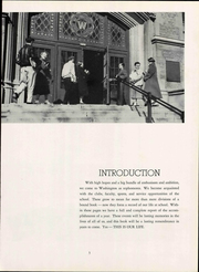 Page 11, 1955 Edition, Washington High School - Scroll Yearbook (Milwaukee, WI) online yearbook collection