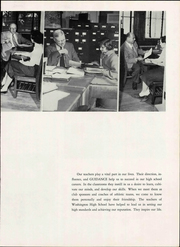 Page 13, 1955 Edition, Washington High School - Scroll Yearbook (Milwaukee, WI) online yearbook collection