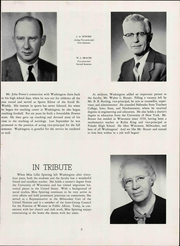 Page 15, 1955 Edition, Washington High School - Scroll Yearbook (Milwaukee, WI) online yearbook collection