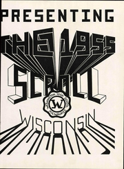 Page 7, 1955 Edition, Washington High School - Scroll Yearbook (Milwaukee, WI) online yearbook collection