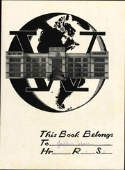 Page 9, 1955 Edition, Washington High School - Scroll Yearbook (Milwaukee, WI) online yearbook collection