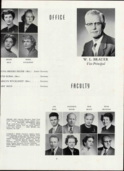 Page 15, 1956 Edition, Washington High School - Scroll Yearbook (Milwaukee, WI) online yearbook collection
