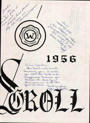 Page 9, 1956 Edition, Washington High School - Scroll Yearbook (Milwaukee, WI) online yearbook collection