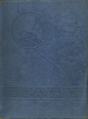 1937 Edition, Foreman High School - Foremanual Yearbook (Chicago, IL)