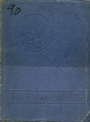 1938 Edition, Foreman High School - Foremanual Yearbook (Chicago, IL)