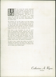 Page 8, 1940 Edition, Foreman High School - Foremanual Yearbook (Chicago, IL) online yearbook collection
