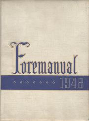Foreman High School - Foremanual Yearbook (Chicago, IL) online yearbook collection, 1948 Edition, Page 1