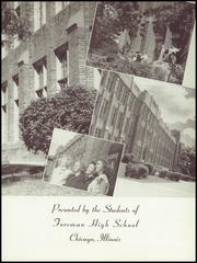 Page 7, 1948 Edition, Foreman High School - Foremanual Yearbook (Chicago, IL) online yearbook collection