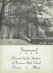 Page 6, 1949 Edition, Foreman High School - Foremanual Yearbook (Chicago, IL) online yearbook collection