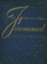 Foreman High School - Foremanual Yearbook (Chicago, IL) online yearbook collection, 1950 Edition, Page 1