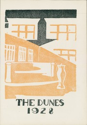 Page 7, 1928 Edition, Hammond High School - Dunes Yearbook (Hammond, IN) online yearbook collection