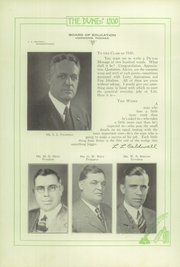 Page 16, 1930 Edition, Hammond High School - Dunes Yearbook (Hammond, IN) online yearbook collection