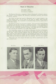 Page 15, 1931 Edition, Hammond High School - Dunes Yearbook (Hammond, IN) online yearbook collection