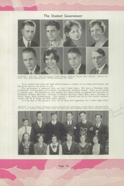 Page 18, 1931 Edition, Hammond High School - Dunes Yearbook (Hammond, IN) online yearbook collection