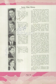 Page 22, 1931 Edition, Hammond High School - Dunes Yearbook (Hammond, IN) online yearbook collection