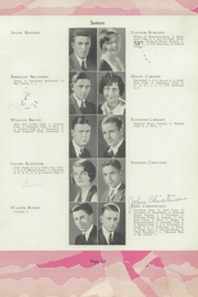 Page 27, 1931 Edition, Hammond High School - Dunes Yearbook (Hammond, IN) online yearbook collection