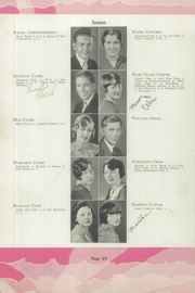 Page 28, 1931 Edition, Hammond High School - Dunes Yearbook (Hammond, IN) online yearbook collection
