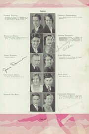 Page 29, 1931 Edition, Hammond High School - Dunes Yearbook (Hammond, IN) online yearbook collection