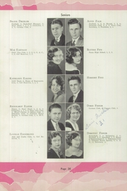 Page 30, 1931 Edition, Hammond High School - Dunes Yearbook (Hammond, IN) online yearbook collection