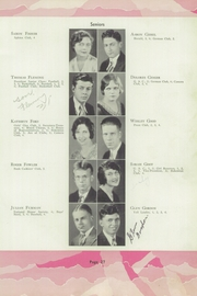 Page 31, 1931 Edition, Hammond High School - Dunes Yearbook (Hammond, IN) online yearbook collection