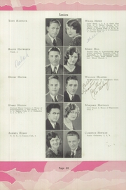Page 34, 1931 Edition, Hammond High School - Dunes Yearbook (Hammond, IN) online yearbook collection