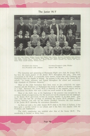 Page 90, 1931 Edition, Hammond High School - Dunes Yearbook (Hammond, IN) online yearbook collection