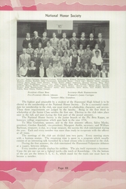 Page 92, 1931 Edition, Hammond High School - Dunes Yearbook (Hammond, IN) online yearbook collection