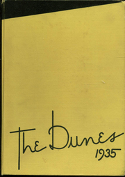 Page 1, 1935 Edition, Hammond High School - Dunes Yearbook (Hammond, IN) online yearbook collection