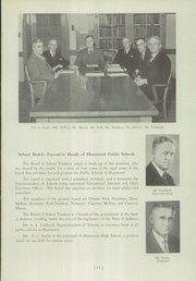 Page 17, 1935 Edition, Hammond High School - Dunes Yearbook (Hammond, IN) online yearbook collection
