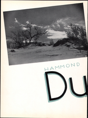 Page 8, 1940 Edition, Hammond High School - Dunes Yearbook (Hammond, IN) online yearbook collection