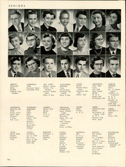 Page 14, 1952 Edition, Hammond High School - Dunes Yearbook (Hammond, IN) online yearbook collection