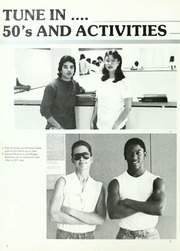 Page 10, 1986 Edition, Barbara Jordan High School - Jaguar Yearbook (Houston, TX) online yearbook collection