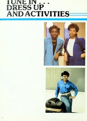 Page 12, 1986 Edition, Barbara Jordan High School - Jaguar Yearbook (Houston, TX) online yearbook collection