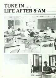 Page 14, 1986 Edition, Barbara Jordan High School - Jaguar Yearbook (Houston, TX) online yearbook collection