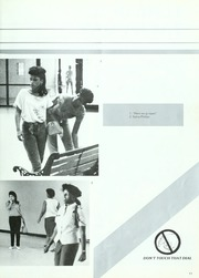 Page 15, 1986 Edition, Barbara Jordan High School - Jaguar Yearbook (Houston, TX) online yearbook collection