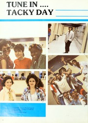 Page 16, 1986 Edition, Barbara Jordan High School - Jaguar Yearbook (Houston, TX) online yearbook collection