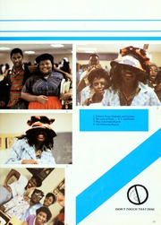 Page 17, 1986 Edition, Barbara Jordan High School - Jaguar Yearbook (Houston, TX) online yearbook collection