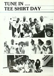Page 6, 1986 Edition, Barbara Jordan High School - Jaguar Yearbook (Houston, TX) online yearbook collection
