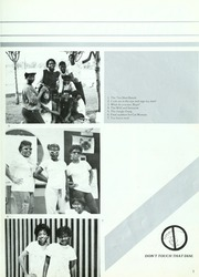 Page 7, 1986 Edition, Barbara Jordan High School - Jaguar Yearbook (Houston, TX) online yearbook collection