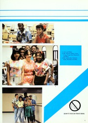 Page 9, 1986 Edition, Barbara Jordan High School - Jaguar Yearbook (Houston, TX) online yearbook collection