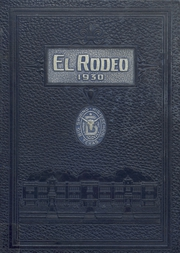 Page 1, 1930 Edition, Big Spring High School - El Rodeo Yearbook (Big Spring, TX) online yearbook collection